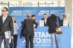 Metanauto 2018: Accettazione