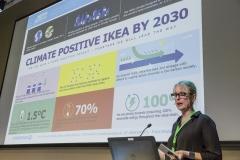 Metanauto 2018: Area conferenza. Ikea
