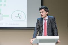 Metanauto 2018: Area conferenza. Pietro Fiorentini