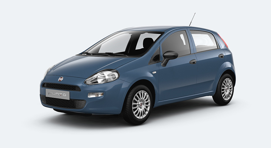 Fiat Punto 1.4 8V Natural Power, 4° serie - Federmetano on