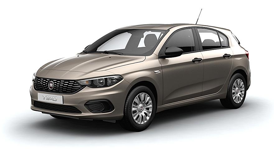 FIAT Tipo 5 porte 1.4 95cv 6M Street : prezzo 2020 ...