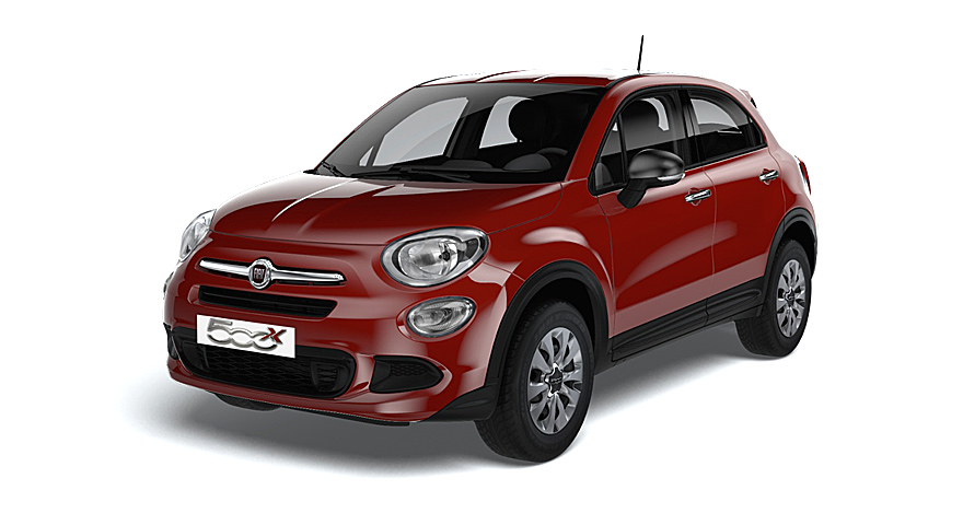 fiat 500x 1 6 110 cv federmetano. Black Bedroom Furniture Sets. Home Design Ideas